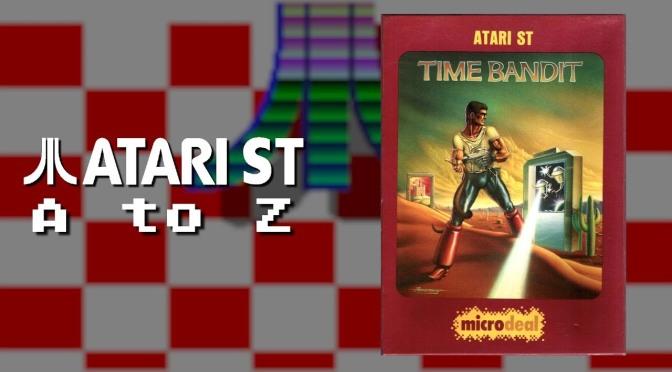 Atari A to Z: Time Bandit