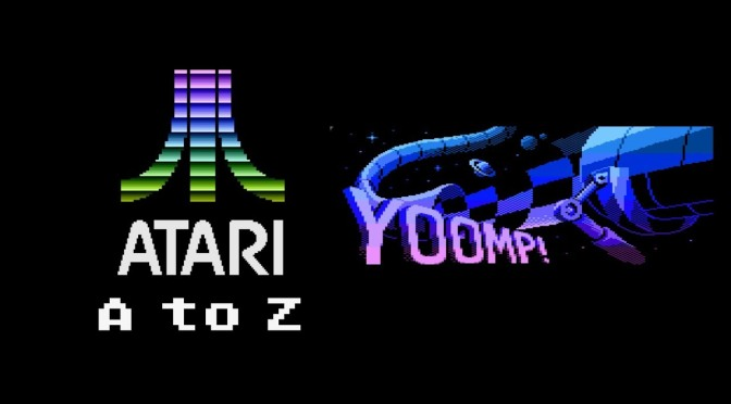Atari A to Z: Yoomp