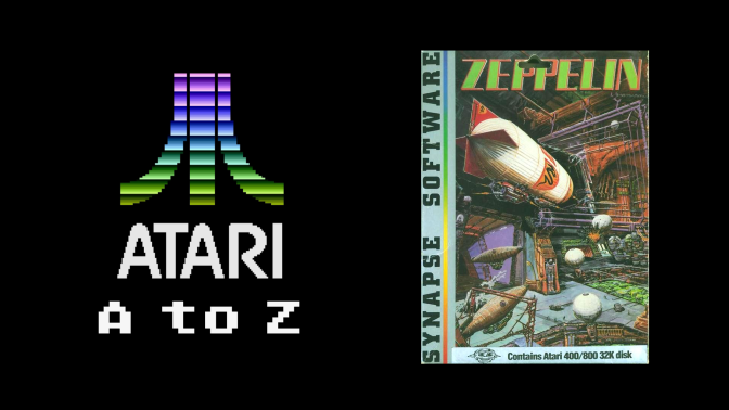 Atari A to Z: Zeppelin