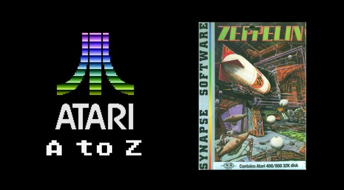 Atari A to Z: Zeppelin