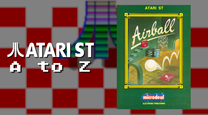 Atari ST A to Z: Airball