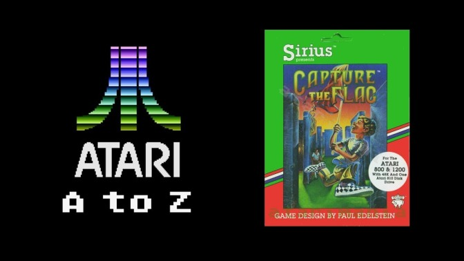 Atari A to Z: Capture the Flag