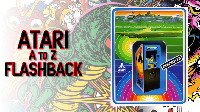 Atari A to Z Flashback: Destroyer