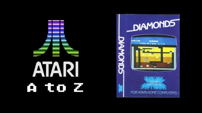 Atari A to Z: Diamonds
