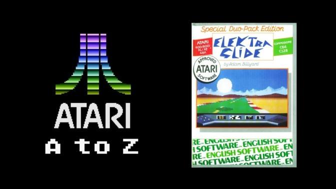 Atari A to Z: Elektra Glide