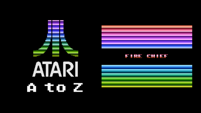 Atari A to Z: Fire Chief