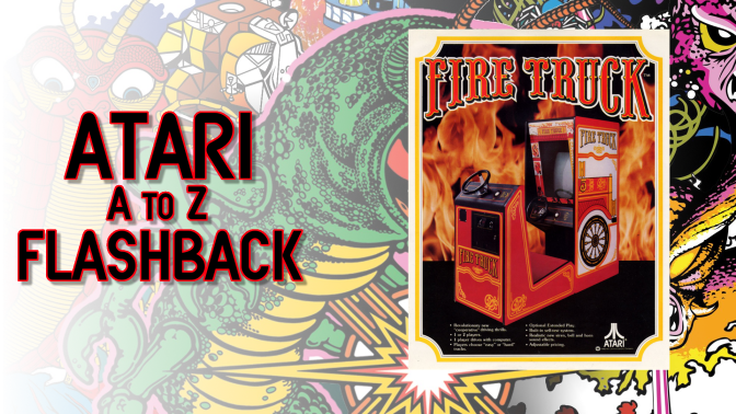 Atari A to Z Flashback: Fire Truck