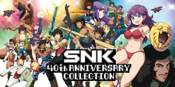 SNK 40th Anniversary Collection: (Almost) Perfect Preservation