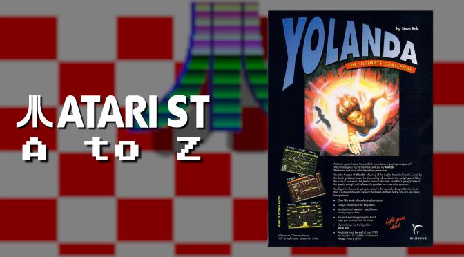 Atari ST A to Z: Yolanda