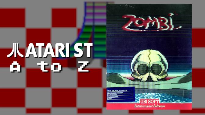 Atari ST A to Z: Zombi