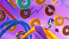 Sonic Lost World came up several times, and I was happy about that. Sonic Lost World is great.
