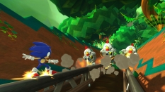Sonic Lost World (Wii U)
