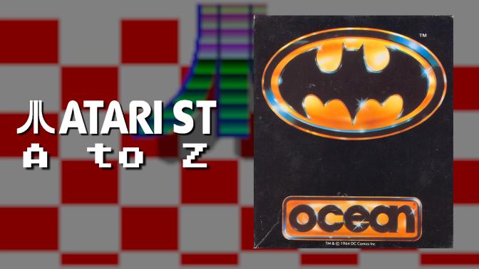 Atari ST A to Z: Batman – The Movie
