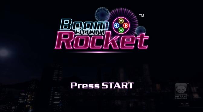 Boom Boom Rocket: Classical (Exploding) Gas