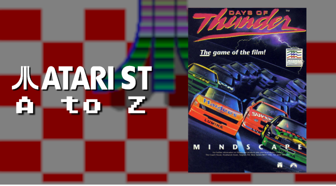 Atari ST A to Z: Days of Thunder