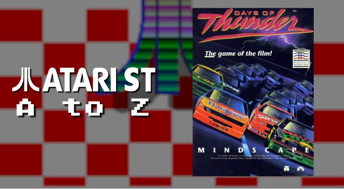 Atari ST A to Z: Days of Thunder