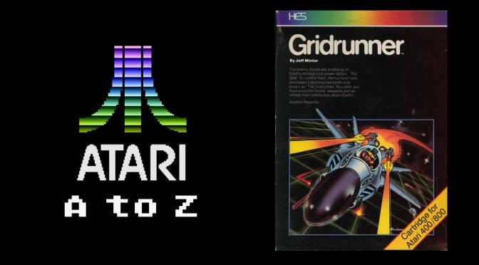 Atari A to Z: Gridrunner