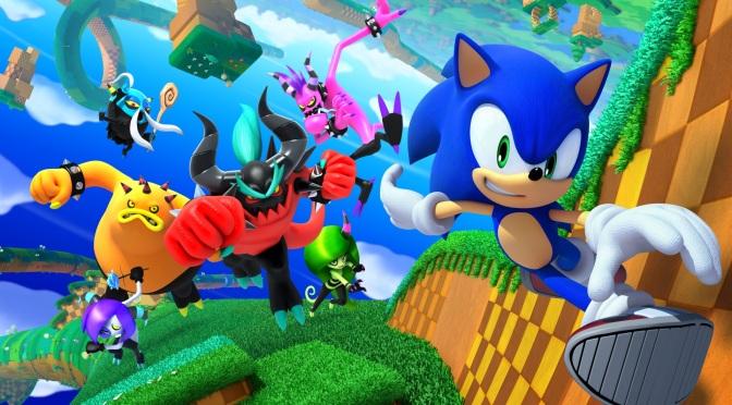 Sonic the Hedgehog: A New Twist