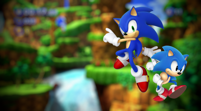 Sonic the Hedgehog: Old Meets New