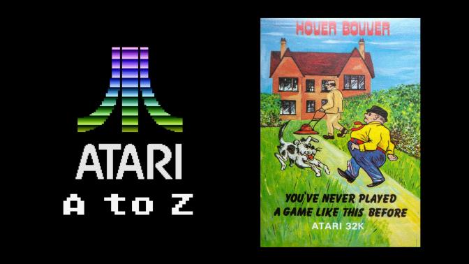Atari A to Z: Hover Bovver