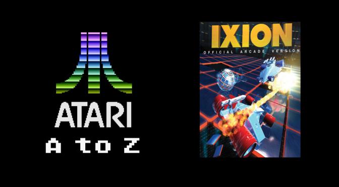 Atari A to Z: Ixion