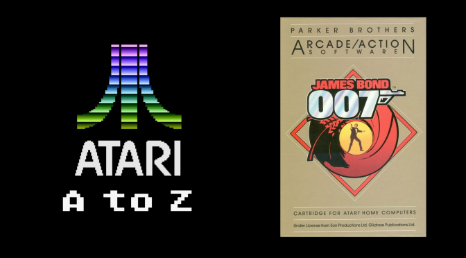 Atari A to Z: James Bond 007