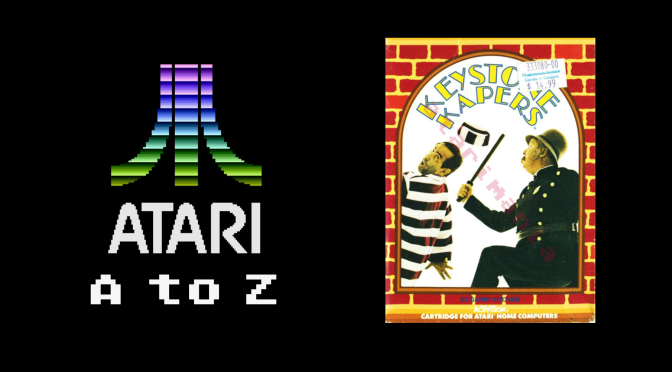 Atari A to Z: Keystone Kapers