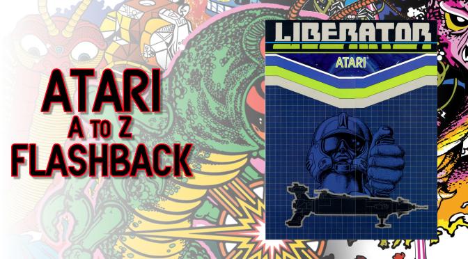 Atari A to Z Flashback: Liberator