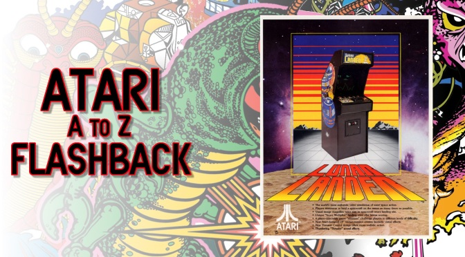 Atari A to Z Flashback: Lunar Lander
