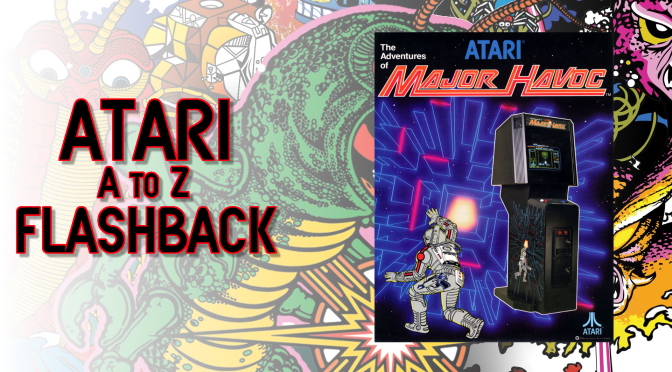 Atari A to Z Flashback: Major Havoc
