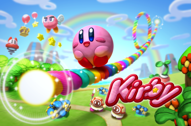 Delving Into Kirby and the Rainbow Paintbrush – #1