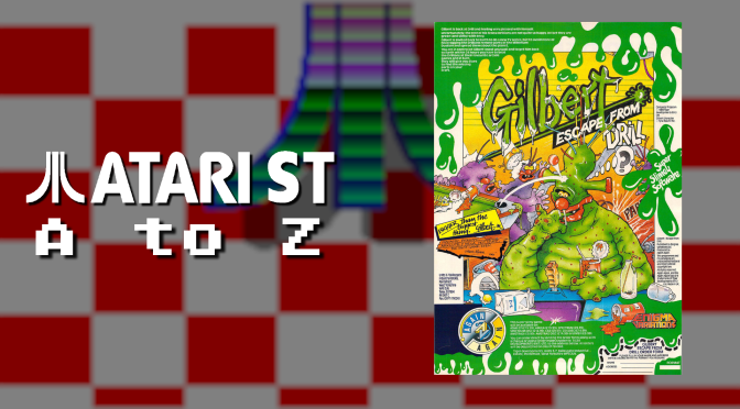 Atari ST A to Z: Gilbert – Escape from Drill
