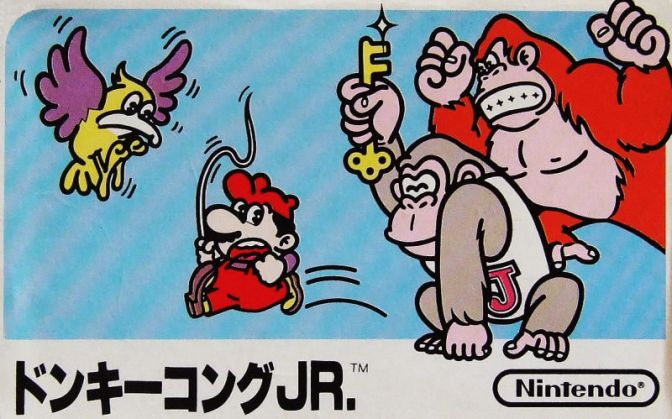 NES Essentials: Donkey Kong Jr.