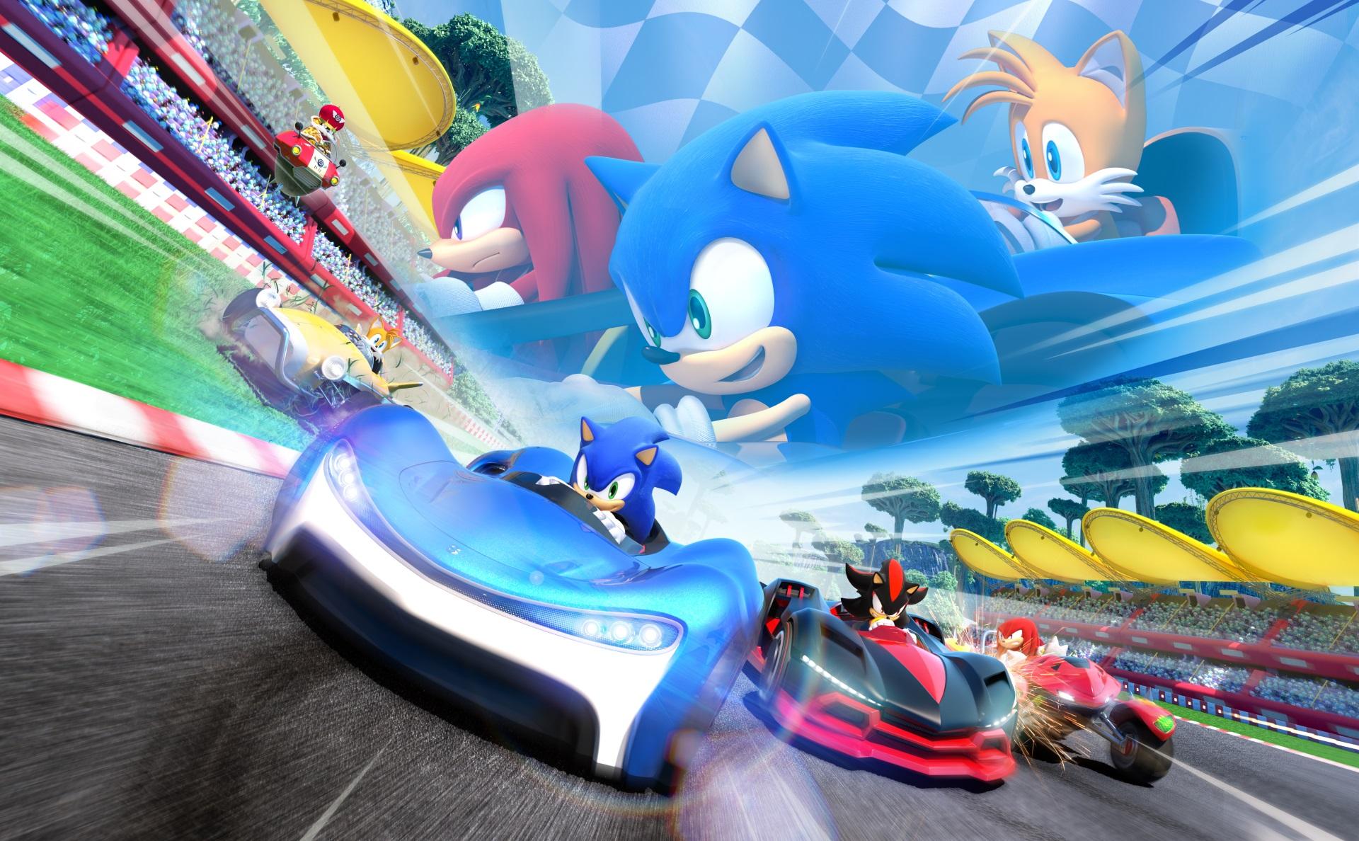 Team Sonic Racing: Always Better Together | MoeGamer