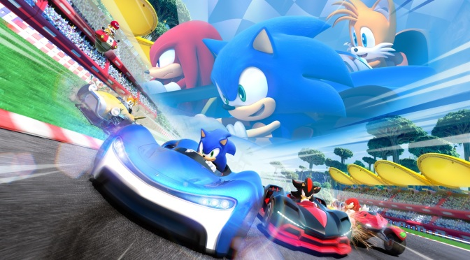 Team Sonic Racing: Always Better Together