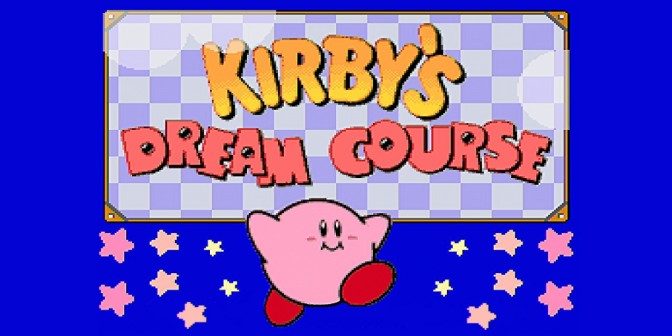 Delving Into Kirby's Dream Course – #1