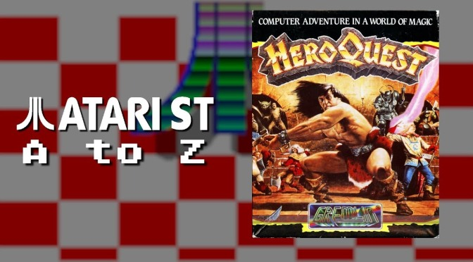 Atari ST A to Z: HeroQuest