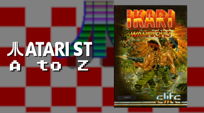 Atari ST A to Z: Ikari Warriors