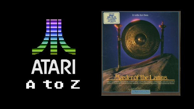 Atari A to Z: Master of the Lamps