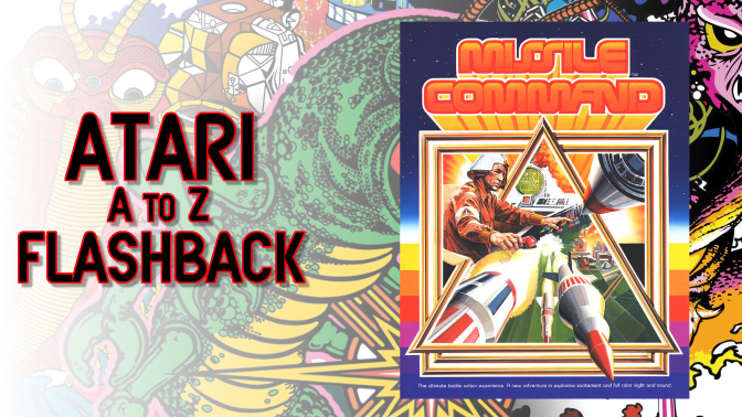 Atari A to Z Flashback: Missile Command