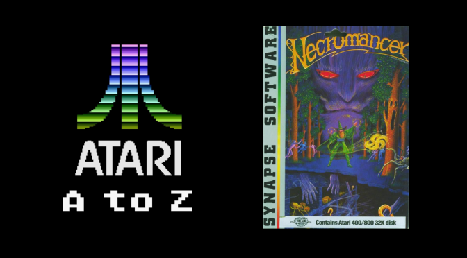 Atari A to Z: Necromancer