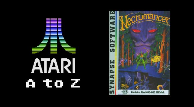 Atari A to Z: Necromancer