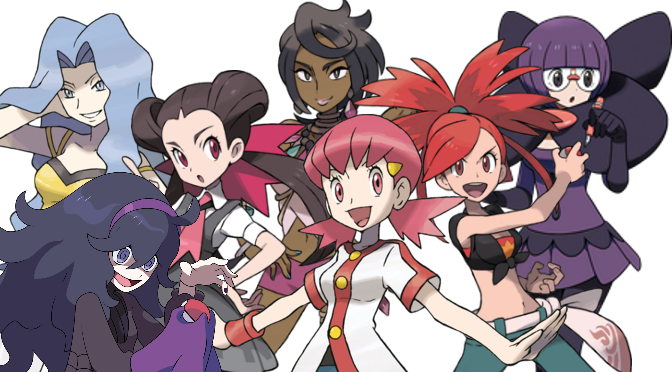 Waifu Wednesday: Pokégirls, Vol. 1