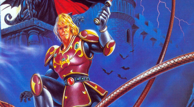 Delving Into Castlevania II: Simon's Quest – #1