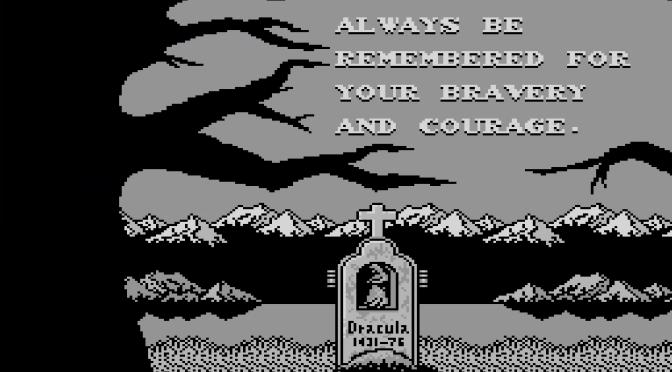Delving Into Castlevania II: Simon's Quest – #3