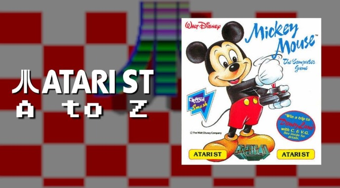 Atari ST A to Z: Mickey Mouse – The Computer Game