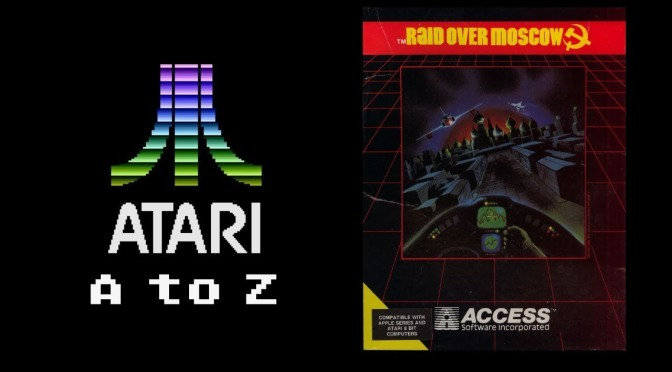Atari A to Z: Raid Over Moscow