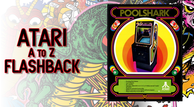 Atari A to Z Flashback: Pool Shark