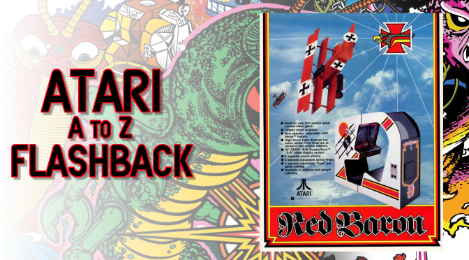 Atari A to Z Flashback: Red Baron
