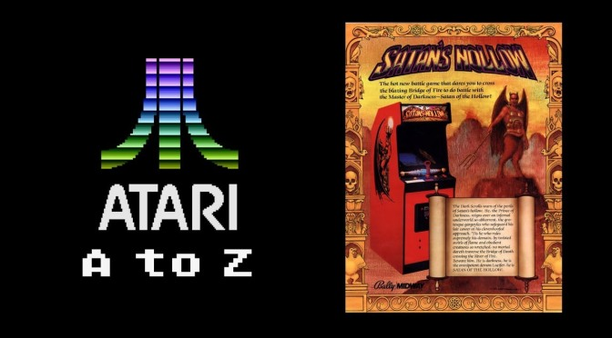 Atari A to Z: Satan's Hollow